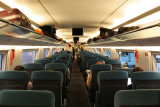 Renfe AVE tourista (2nd class) coach