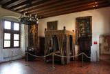 King Henri II's Chamber, Château d'Amboise
