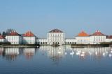 Nymphenburg Palace. 6 Apr 2009.
