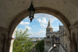View from Fishermen's Bastion