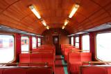 Flåmsbana train from Myrdal to Flåm