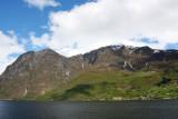 Fjord cruise on the Sognefjord to Gudvangen