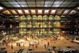 La Grande Galerie de l'Évolution du Muséum national d'Histoire naturelle