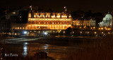 Hotel du Palais and Orthodox Church in Biarritz :)