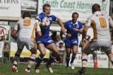 Newtown vs Shellharbour Dragons 15/3/09