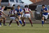 Newtown vs Manly 12/4/08