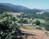 Ardeche country side