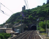 3-rail track : common section with SNCF