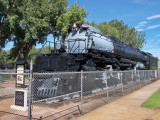 Big Boy 4004 in Cheyenne, Holiday Park, WY