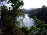 The River Kwai in much peaceful Times