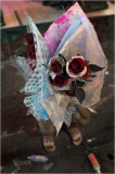 Little flower seller-Pattaya