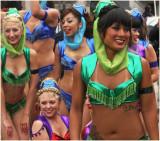 10 Les Demoiselles d'la Mission-San Francisco Carnival 2009