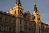 cityhall in Pardubice