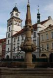 cityhall in Trebon