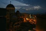 orthodox church-night