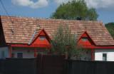 coloured  gables