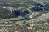 River Zrmanja,near Zadar