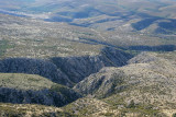 canyons of River Zrmanja,near Zadar;Croatia