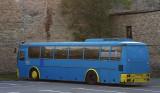 public bus in Subotica