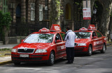 taxis in Subotica