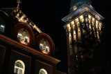 townhall in Subotica