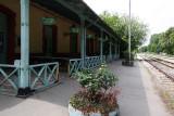 train station in Palic