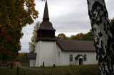 Wooden Churches in Sweden