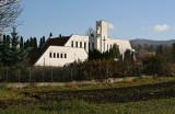church near Zilina,Slovakia