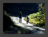 running up hill !!!