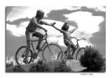 T.J Evans Bike Trail Newark to Johnstown