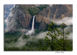 Floating Mist, Bridalveil Fall
