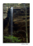 Ash Cave Waterfall