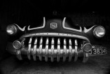 Buick Eight 1950 grill