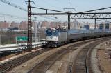Amtrak 171 on Hell Gate