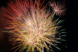Close-Up Fireworks