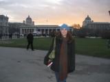 Francine, Sunset in Vienna