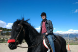 me on a horse