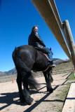 Siddhartha's turn to ride