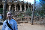 Me at Parc Guell