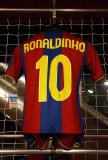 Camp Nou: the nest of a living legend