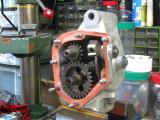 0956 Rebuilding the transmission
