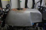 2264 gas tank with gas cap on
