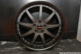 Hyperforged HF209R Anodized Black
