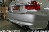 ARQRAY E90 QUAD Ti Tail (RACE)