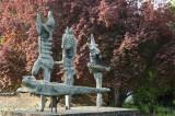 sculptur's author: Hasior