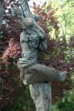 sculptur 's author :Hasior,datail
