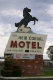Corral Motel.