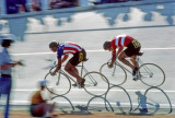 Sprint semi-final, '77 Nats