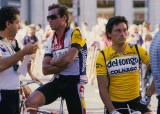 Hinault and Saronni