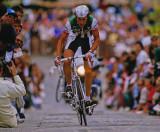 Boyer climbs Telegraph Hill